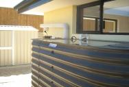 Monument Slimline Rainwater Tank