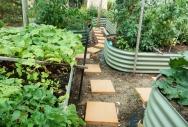 Raised Garden Beds - Pale Eucalypt