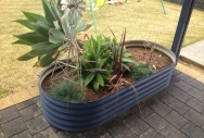 Oblong Raised Garden Planter