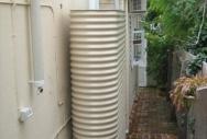 Rainwater Tank - Paperbark