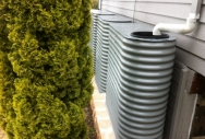 Slimline Rainwater Tank- Windspray