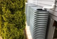 Slimline Rainwater Tank- Windspray