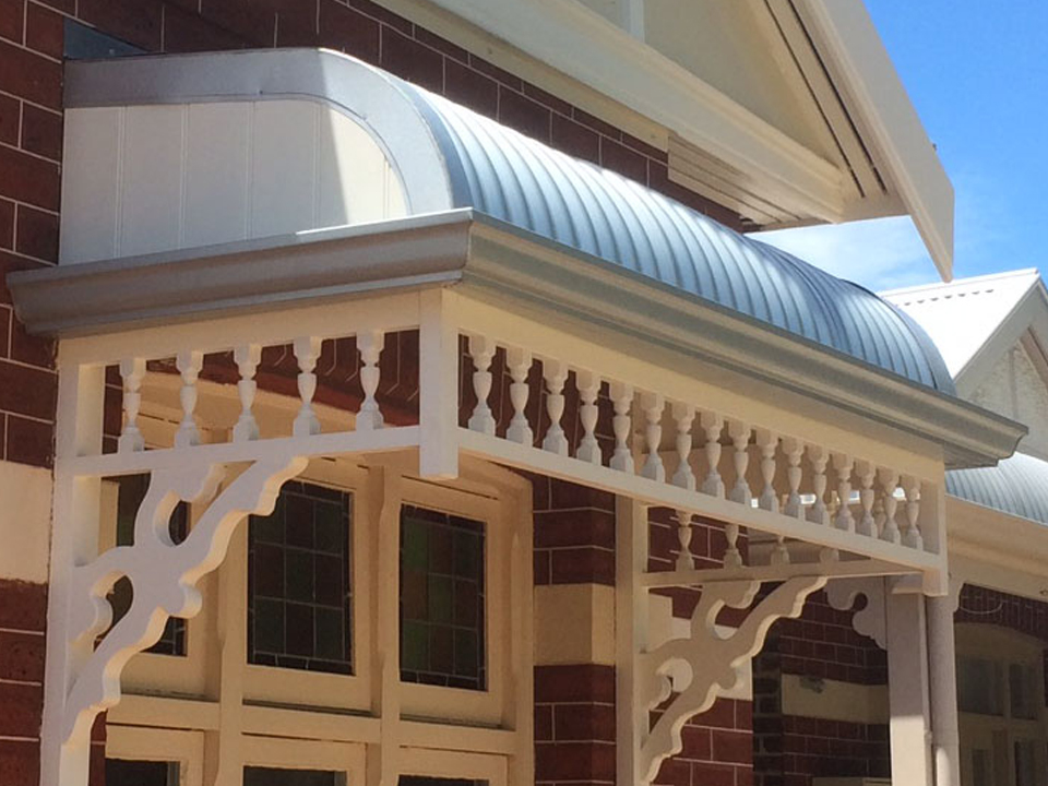 Rainfill Tanks Rainwater Tanks And Curved Roofing In Perth