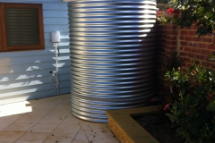 Round Water Tanks