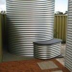 custom design water tanks