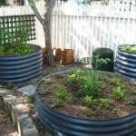 Round Raised Garden Bed – 400 High Deepocean