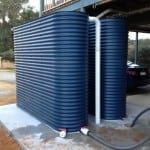 Oblong Water Tanks – Deep Ocean