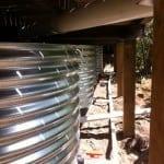 Custom Rain Water Tanks – 1500mm x 810mm – 1400 Litres