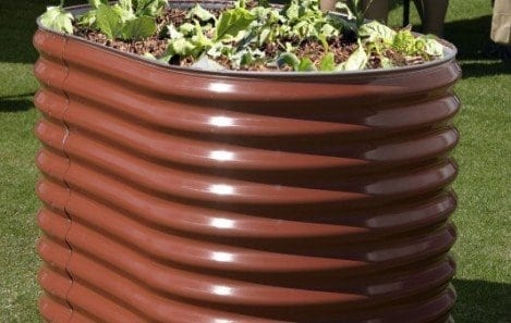 Oblong Raised Garden Planter - 800 High