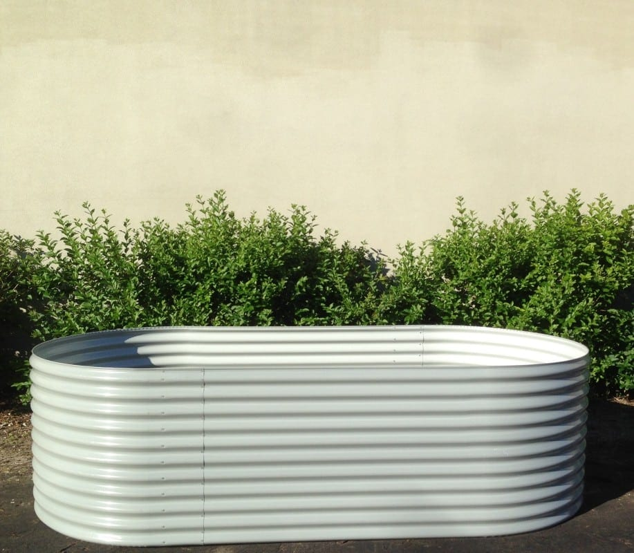 Oblong Raised Garden Bed - 1500x3000x800 Windspray