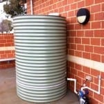 Morley Primary School Tank and Pump