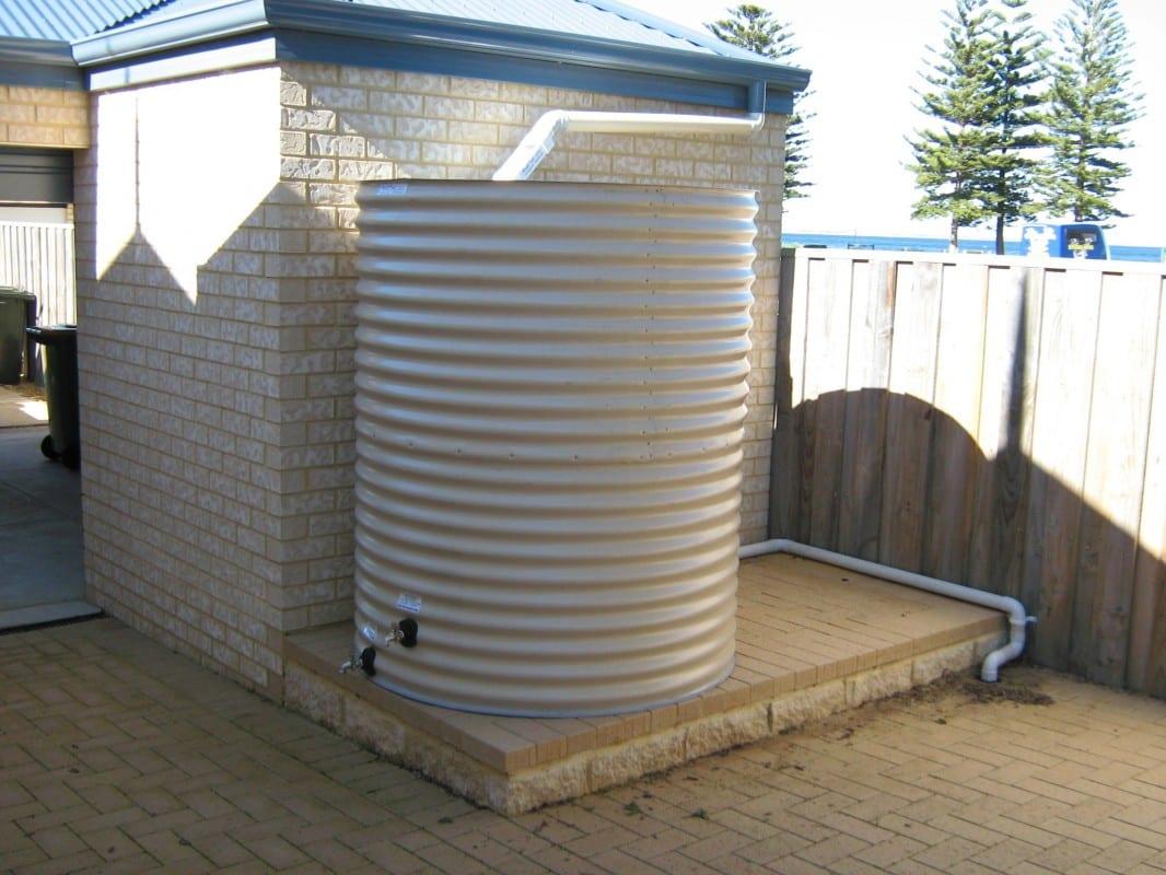 Round Water Tanks Rainfill Tanks Perth Wa
