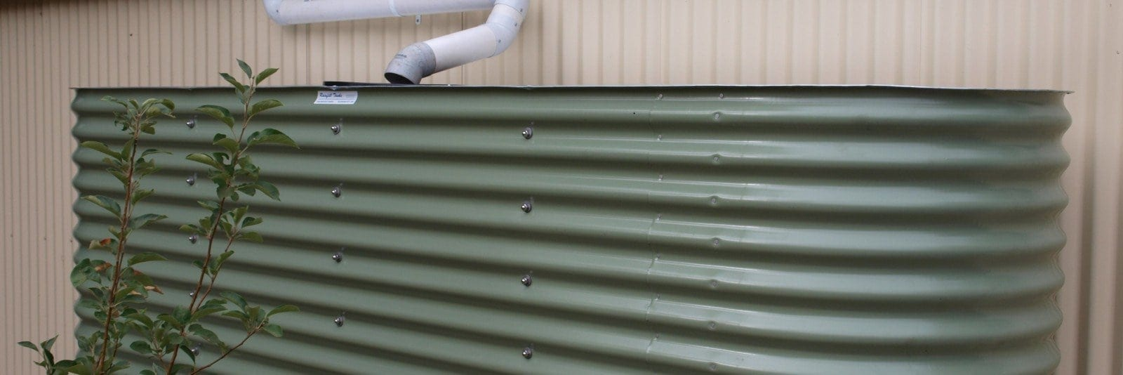 Supplying rainwater tanks in Perth, WA