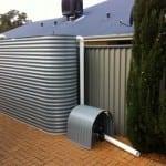 Windspray Oblong Rainwater Tank 800W x 3000L x 1950H