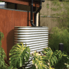 Slimline Rainwater Tank  – Zincalume