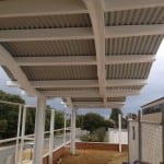 'S' Curved Sheets for Iona Presentation College, Mosman Park by Ace Roofing