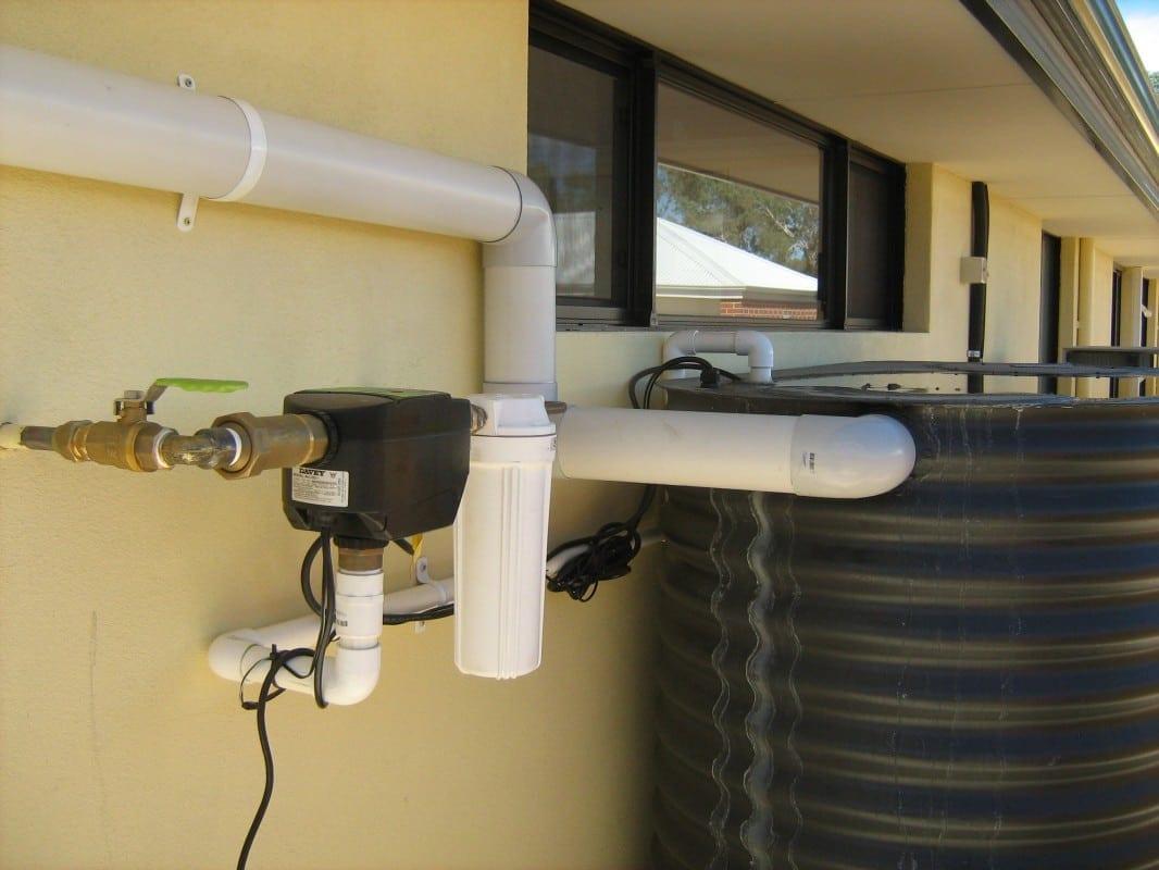 Davey Rainbank Water Pump