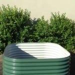 Rectangular Raised Garden Bed – Cottage Green