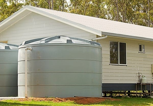 Rainwater tanks- a drop in the bucket